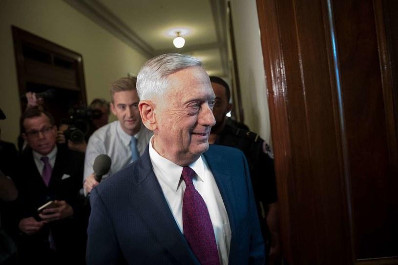 James Mattis /GETTY IMAGES NORTH AMERICA Drew Angerer /AFP