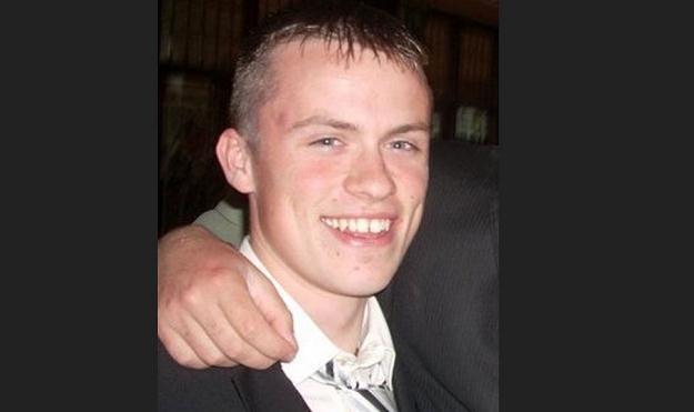 James Nolan zginął w Polsce podczas Euro 2012 /Internet