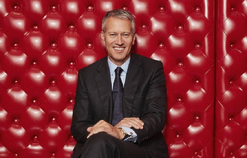James Quincey, prezes Coca-Coli /Informacja prasowa