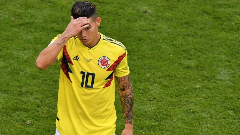 James Rodriguez /Getty Images
