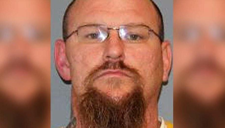 James Rynerson /Mesa County Jail /Materiały prasowe