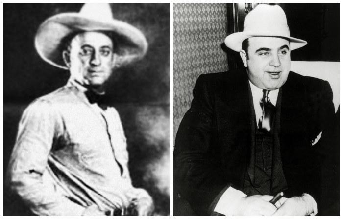 James Vincenzo Capone był stróżem prawa, jego młodszy brat Al najsłynniejszym przestępcą lat 30. ubiegłego wieku /East News