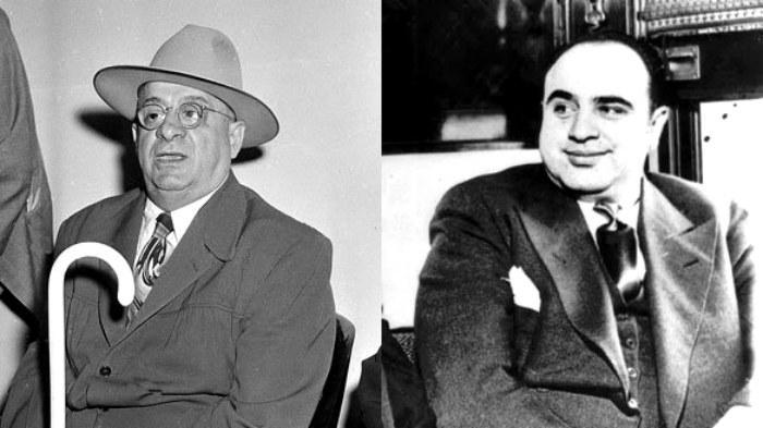 James Vincenzo Capone cały czas żył na krawędzi. Podobnie jak jego brat /materiały prasowe