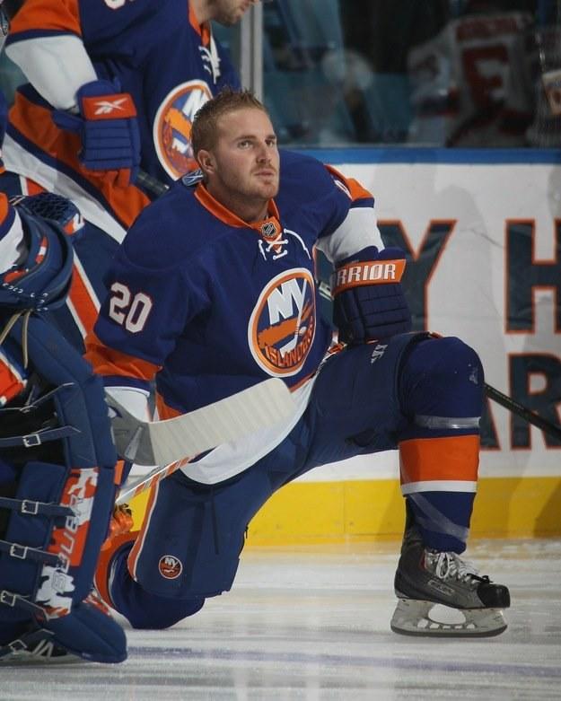 James Wisniewski odpocznie od hokeja przez dwa mecze /AFP