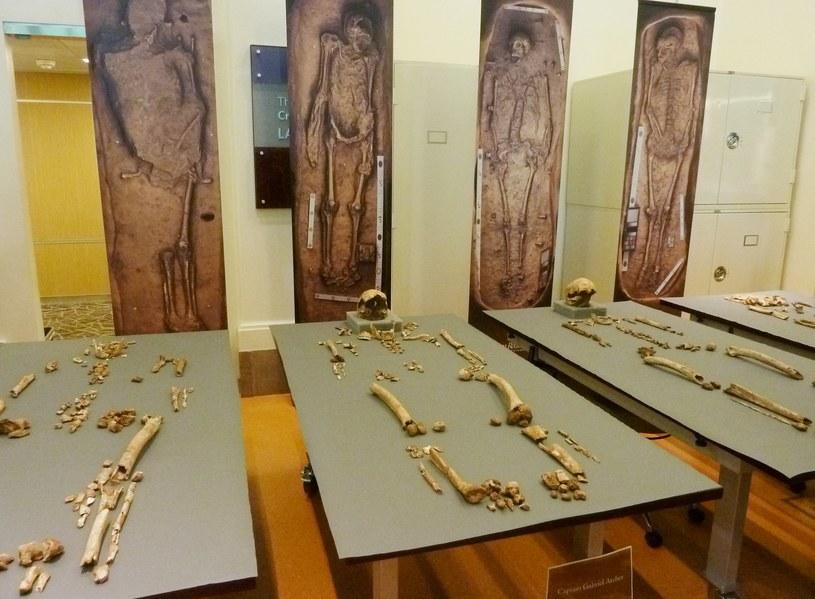 Jamestown: Odnaleziono szczątki najstarszych kolonistów /AFP