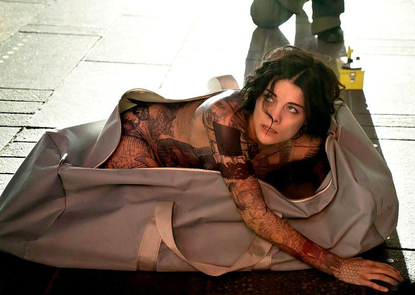 Jamie Alexander: Dziewczyna z tatuażem /materiały prasowe