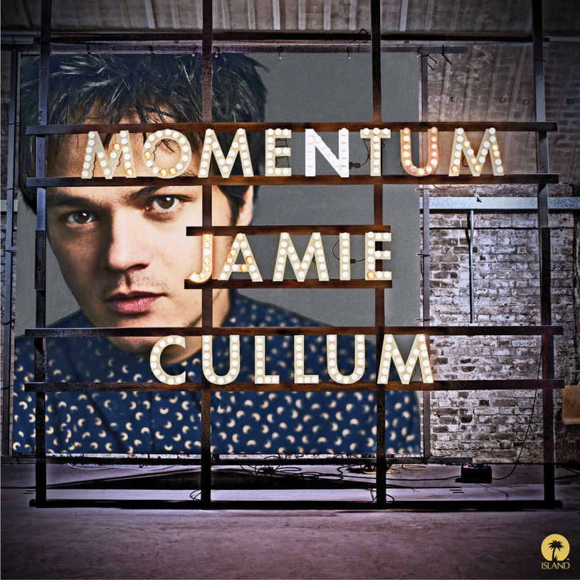 "Jamie Cullum ""Momentum"" /materiały prasowe"