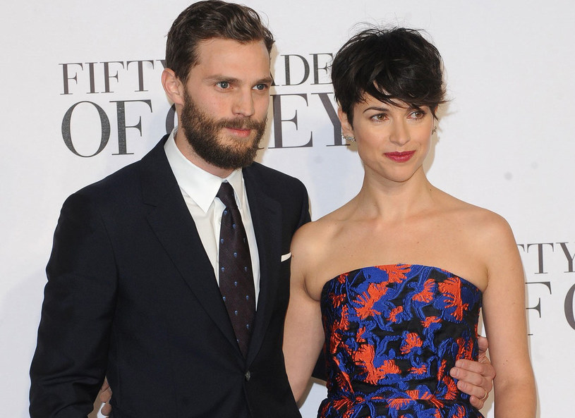 Jamie Dornan i Amelia Warner /Splash News /East News