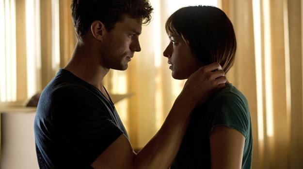 """Jamie Dornan i Dakota Johnson - gwiazdy """"Pięćdziesięciu twarzy Greya"""" /materiały prasowe"""