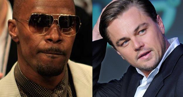 """Jamie Foxx i Leonardo DiCaprio zagrają w filmie """"Django Unchained"""" - fot. Getty Image /AFP"""