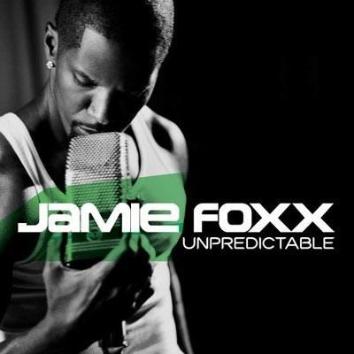 """Jamie Foxx na okładce """"Unpredictable"""" /"""