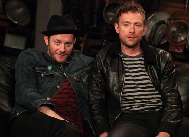 Jamie Hewlett i Damon Albarn znów pracują razem - fot. Astrid Stawiarz /Getty Images/Flash Press Media