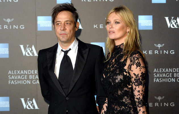 Jamie Hince i Kate Moss /Anthony Harvey /Getty Images