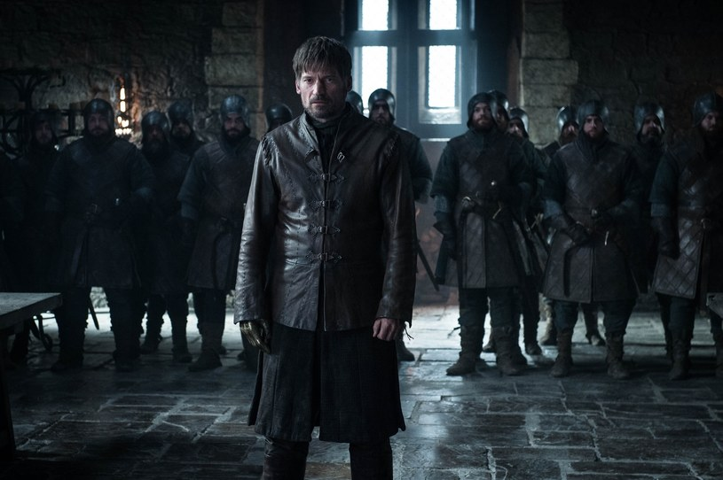 """Jamie Lannister w ostatnim sezonie """"Gry o tron"""" /CAP/RFS/Capital Pictures /East News"""