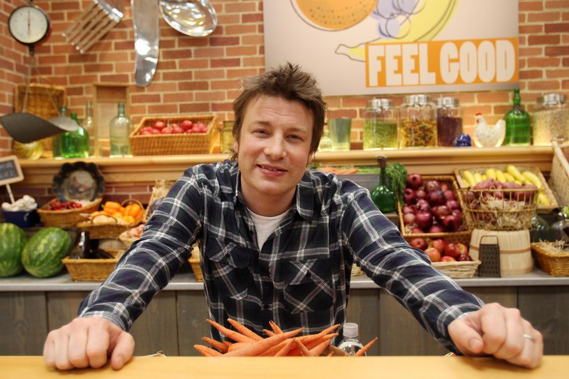 Jamie Oliver /East News