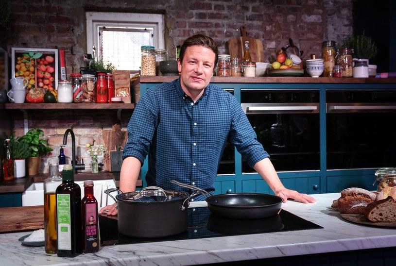 Jamie Oliver /Matt Alexander/Press Association /East News