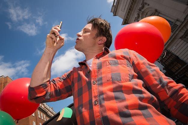 Jamie Oliver /AFP