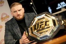 """Jan Błachowicz zapowiada """"może uda się zorganizować galę UFC w Polsce"""""""