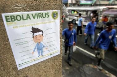 Jan Bondar: Nie można wykluczyć, że w końcu ebola pojawi się w Europie czy w Polsce