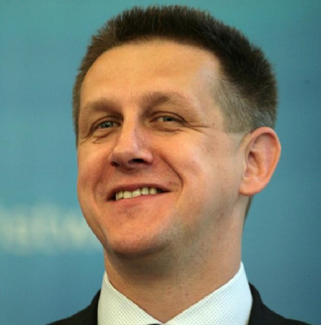 Jan Bury, wiceminister skarbu /Reporter