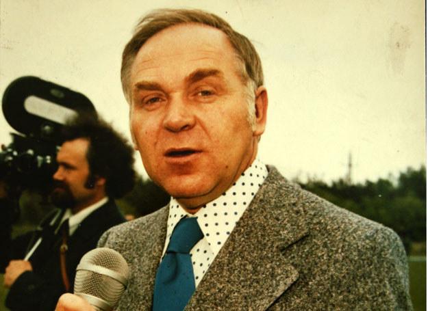Jan Ciszewski (fot. pochodzi z domowego archiwum Joanny Ciszewskiej) /Tomasz Barański/ Reporter reprodukcja /East News