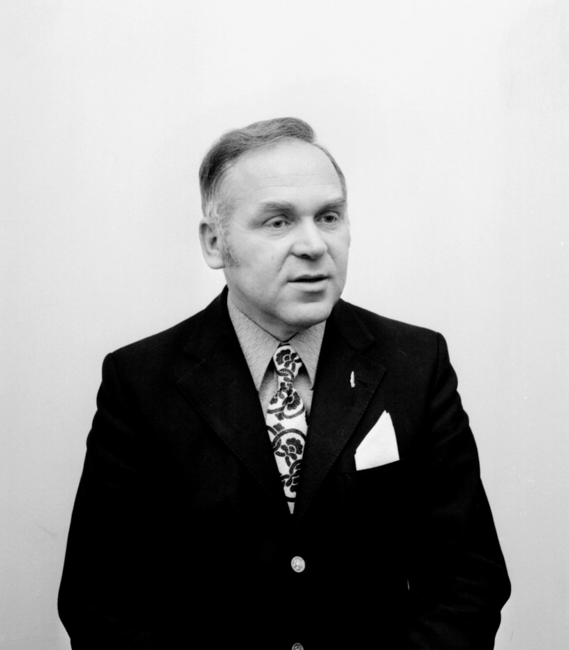 Jan Ciszewski /Jan Rozmarynowski /Agencja FORUM