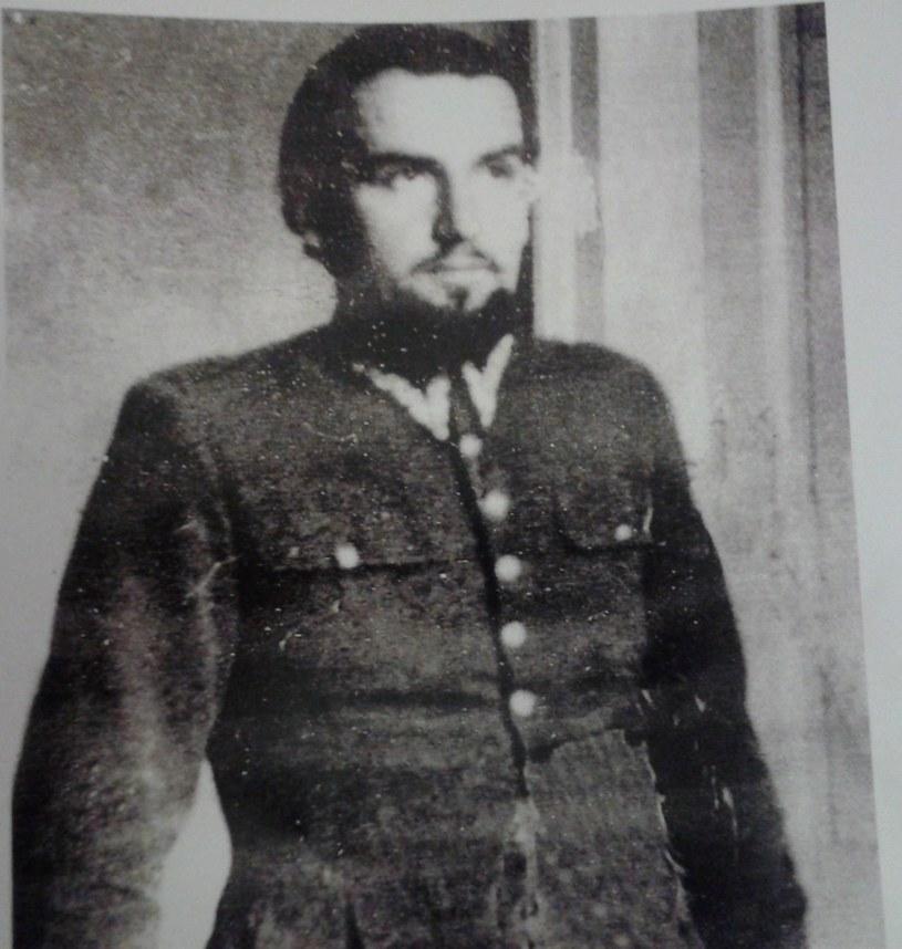 Jan Dubaniowski, czasy partyzanckie / archiwum rodzinne /