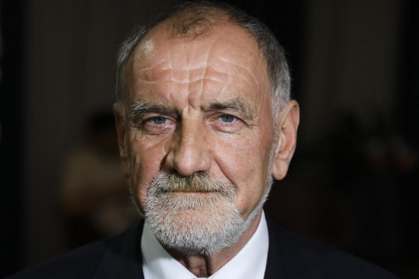 Jan Duda, ojciec prezydenta /Beata Zawrzel /Reporter