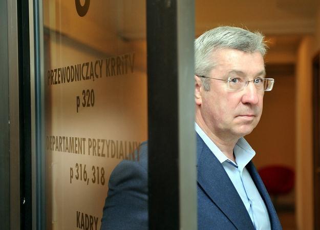 Jan Dworak /fot. Jacek Domiński /Reporter