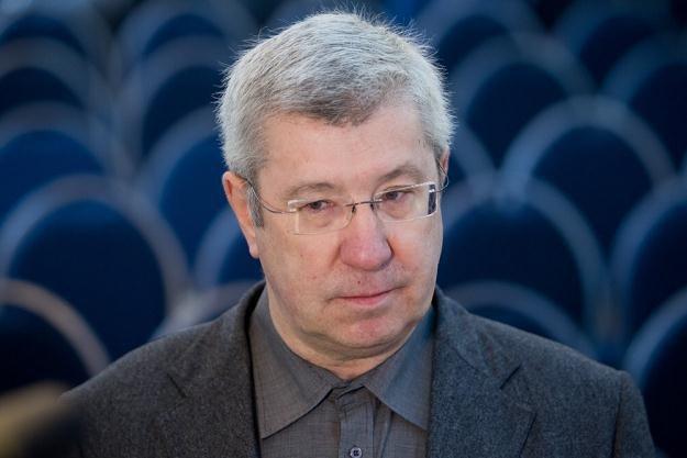 Jan Dworak, przewodniczący Krajowej Rady Radiofonii i Telewizji /fot. Andrzej Stawiński /Reporter