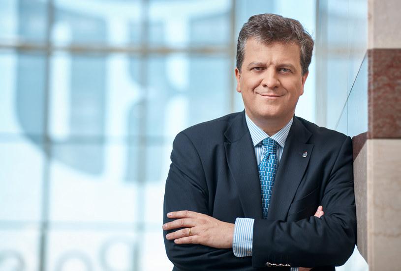Jan Emeryk Rościszewski, prezes PKO BP S.A. (zdj. PKO BP S.A.) /