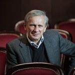 Jan Englert: W nowym sezonie w Teatrze Narodowym - sporo ryzyka