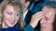 Jan Englert: Żonę wyłowiłem sobie z morza!