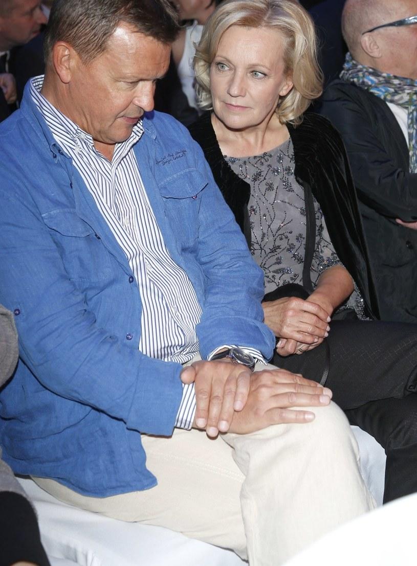Jan Frycz i Maria Pakulnis /Podlewski /AKPA