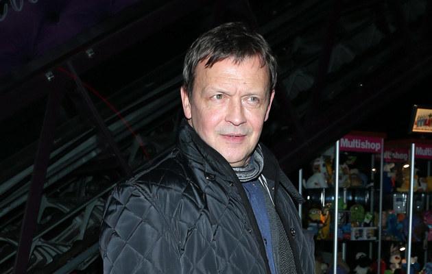Jan Frycz miał wypadek /Paweł Wrzecion /MWMedia