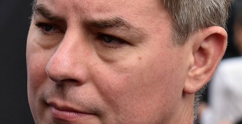 Jan Grabiec, rzecznik PO /Artur Barbarowski /Getty Images