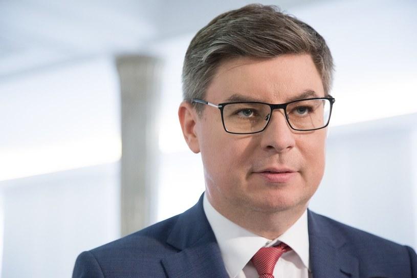 Jan Grabiec /Maciej Luczniewski/REPORTER /East News