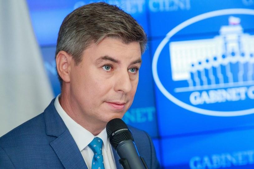 Jan Grabiec /Andrzej Iwańczuk /Reporter