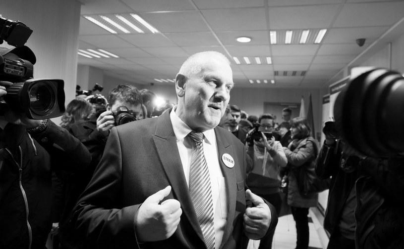 Jan Guz miał 62 lata /Piotr Molecki /East News