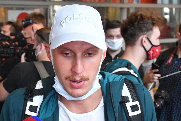 Jan Hołub /Radek  Pietruszka /PAP