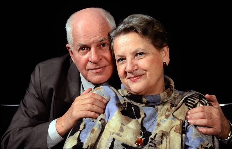 Jan i Halina Machulscy /Jarosław Stachowicz  /Agencja FORUM