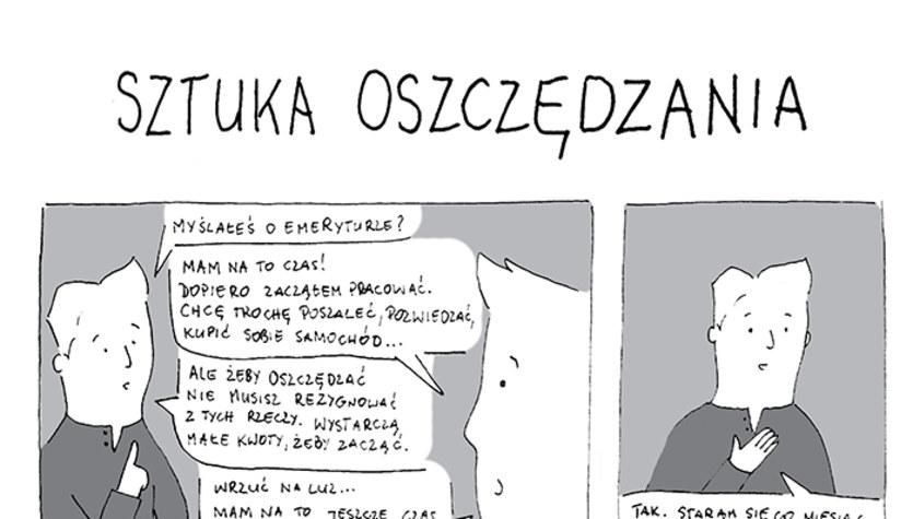 Jan i Janek: Sztuka oszczędzania (komiks)