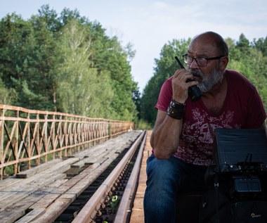 """Jan Jakub Kolski kręci """"Republikę Dzieci"""" na moście w Pilchowicach"""