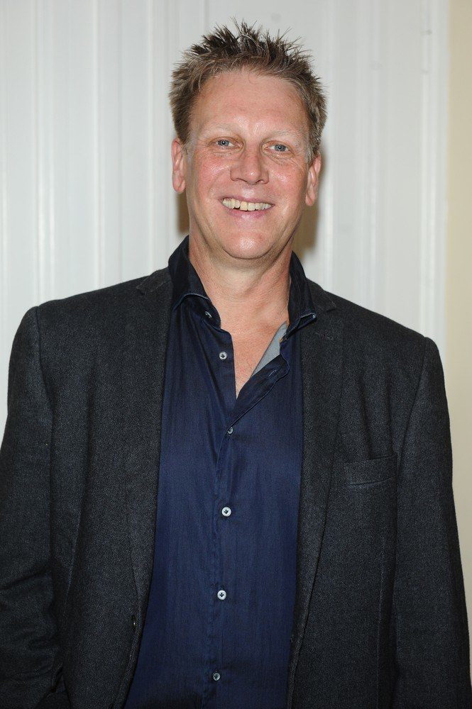 Jan Jankowski na premierze w Teatrze Komedia /East News