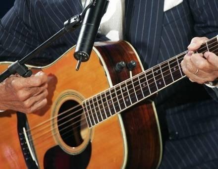 Jan Kaczmarek jest autorem ponad 200 piosenek. /AFP