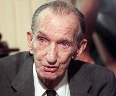 Jan Karski uhonorowany prezydenckim Medalem Wolności