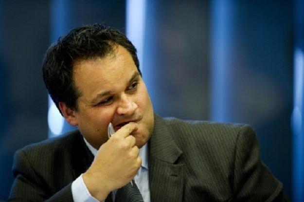 Jan Kees de Jager, minister finansów Holandii /AFP