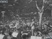 Jan Kiepura w czasie występu na przyjęciu wydanym na jego cześć przez Instytut Niemiecko-Polski w berlińskim ogrodzie zoologicznym