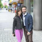 Jan Kliment z żoną pod studiem DDTVN!