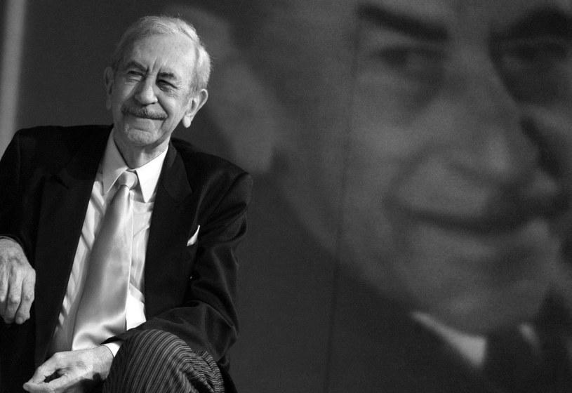 Jan Kobuszewski (1934-2019) /Bartosz Krupa /East News